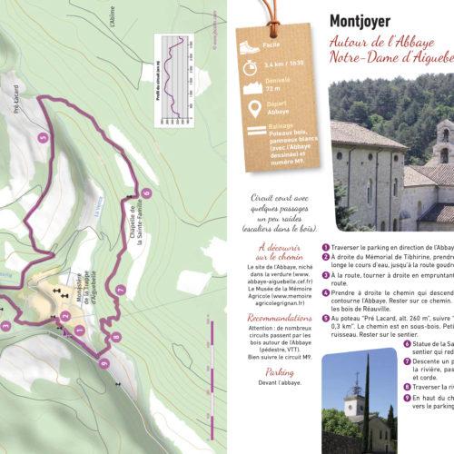 circuit de l'Abbaye d'Aiguebelle